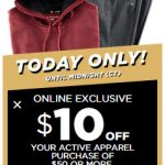 kohls active sale