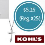 kohls silver necklaces all