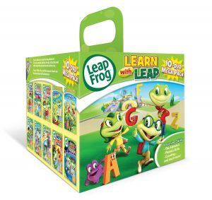 leapfrog learn with leap