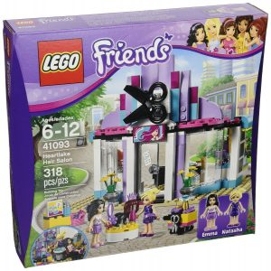 lego friends hair salon