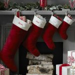 pottery barn stockings