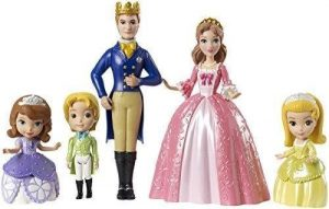 princess sofia royal family gift set