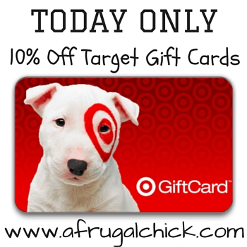 target gift card deal a frugalchick