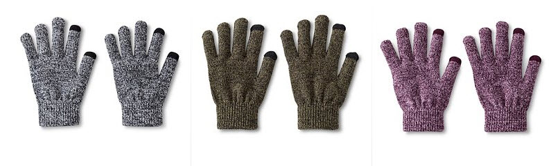 target womens gloves