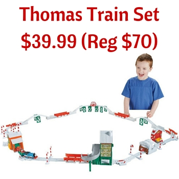 thomas train set instagram