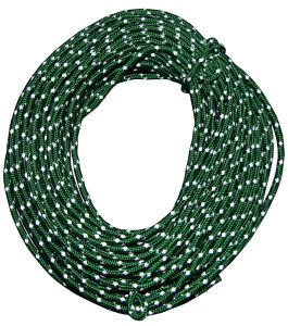 50 foot reflective rope