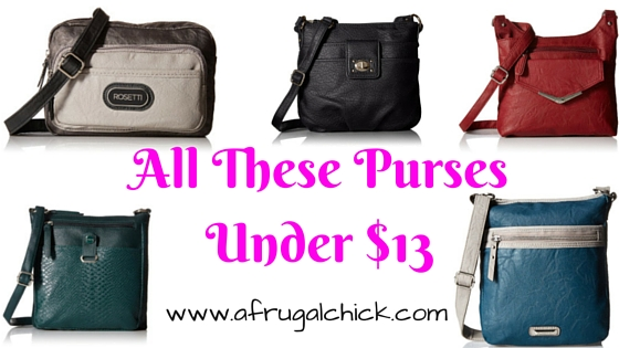 All These Purses Under $13 (1)