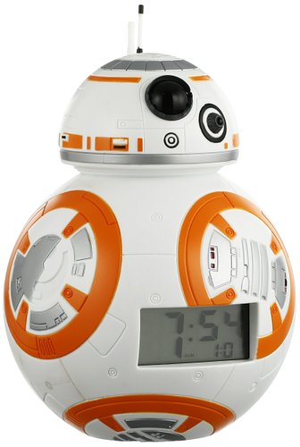 Bulb Botz Star Wars The Force Awakens BB-8 Alarm Clock 2020503