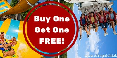 Busch Gardens Williamsburg: Buy One Park Get One F...