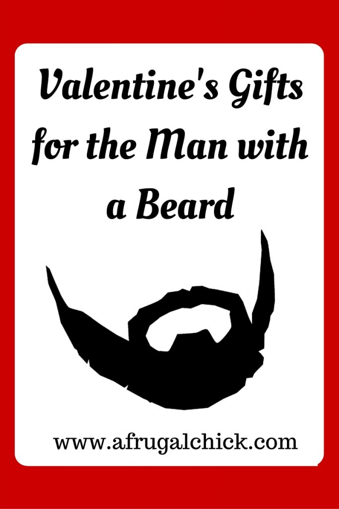 Valentine's Gifts for the Man with a Beard