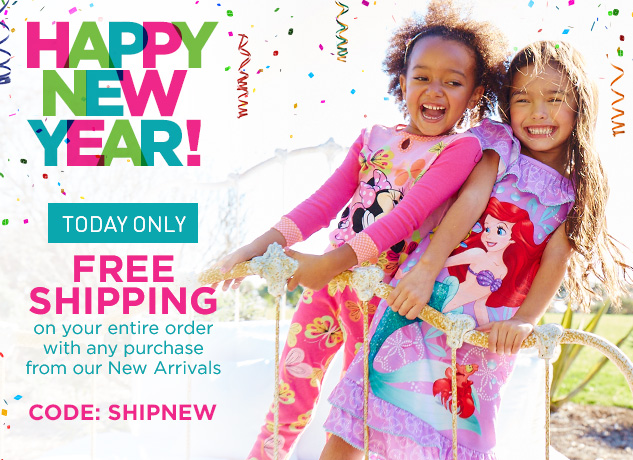 disney store free shipping january 2016