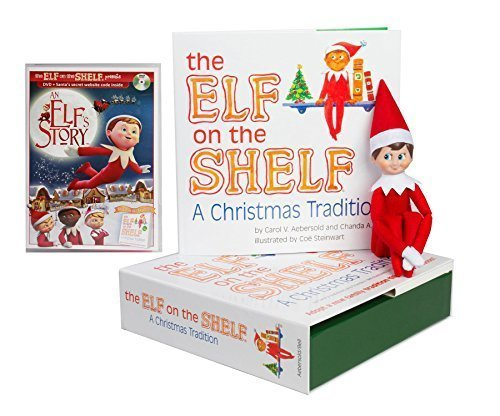 elf on the shelf dvd