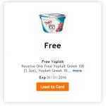 free yoplait yogurt