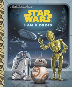 i am a droid book
