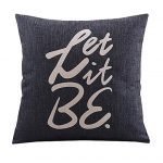 let it be pillowcase
