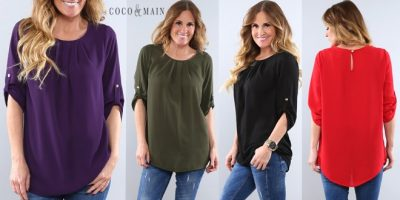rylie blouse