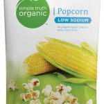 simple truth organic popcorn
