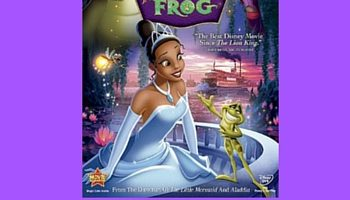 the princess and the frog instagram