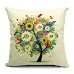 tree of life pillow cover