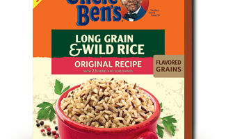 uncle ben flavored rice