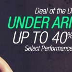 under armour daily deal
