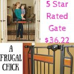 5 Star Rated Gate$36.22