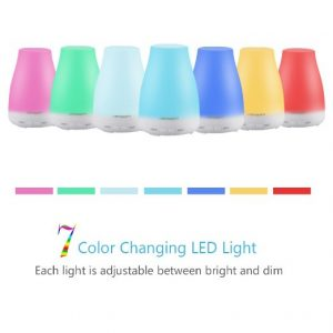 7 color changing lights