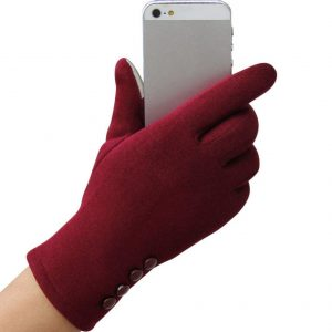 Fashion Womens Touch Screen Winter Outdoor Sport Warm Gloves