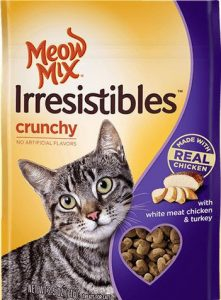 Meow Mix Irresistibles Cat Treats