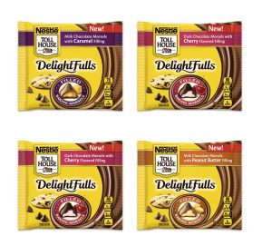 Nestle Toll House Delightfulls Baking Morsels