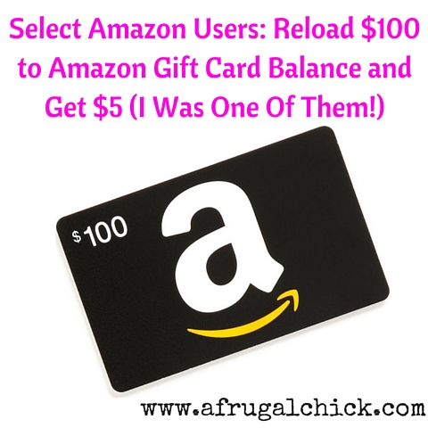 amazon store card select members reload 100 to gift card 10040