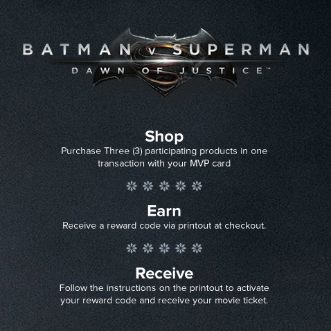 batman superman promo