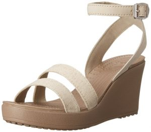 crocs wedge sandal
