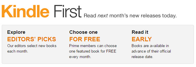 kindle first february 2016
