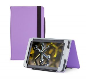 light purple kindle cover