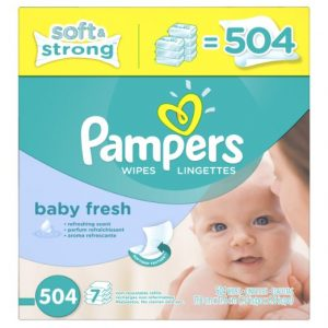 pampers 504