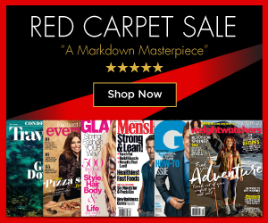 red carpet deals