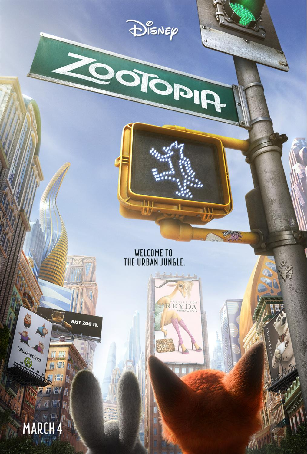 Should You Check Out Disneys New Film Zootopia