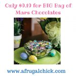 20% Off Easter Chocolates and Candy (Only $9.19 for BIG Bag of Mars Chocolates)