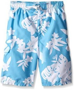 Kanu Surf Boys' Voyage Swim Trunks