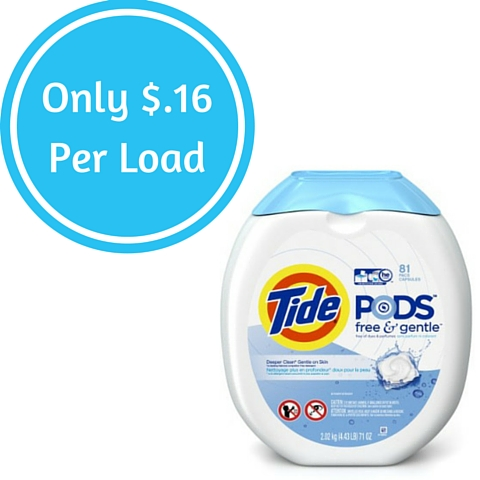 Only $.16Per Load