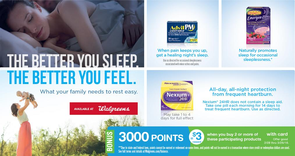 Walgreens Sleep