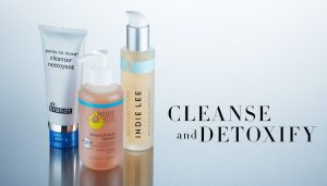 cleanse and detoxify