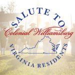 colonial williamsburg salute virginia