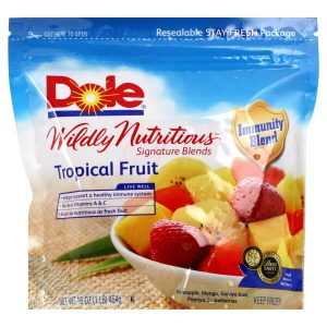 dole frozen fruit