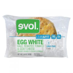 evol breakfast sandwich
