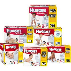 huggies super pack