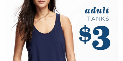 old navy adult tanks