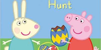 peppas easter book