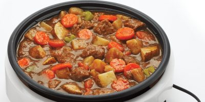 slow cooker grill plate